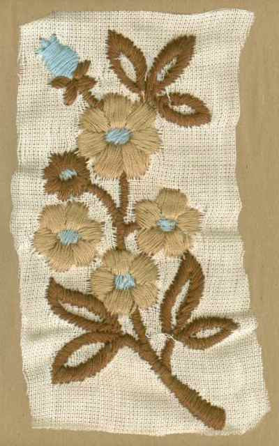 Brown_Vintage_Applique_Flowers