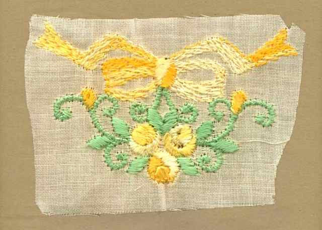 Yellow_Vintage_Applique_Bow