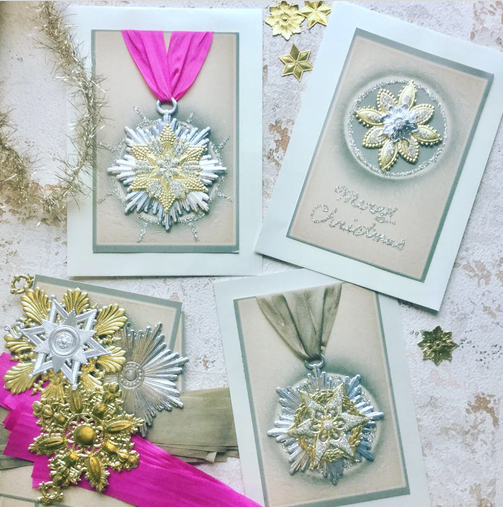 Festive Medallion Card Kit