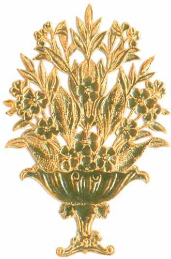 Antique_Gold_Dresden_Flower_Bouquet