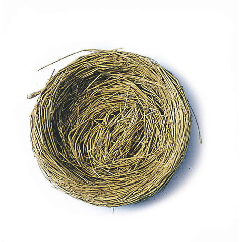 Straw Birds Nest