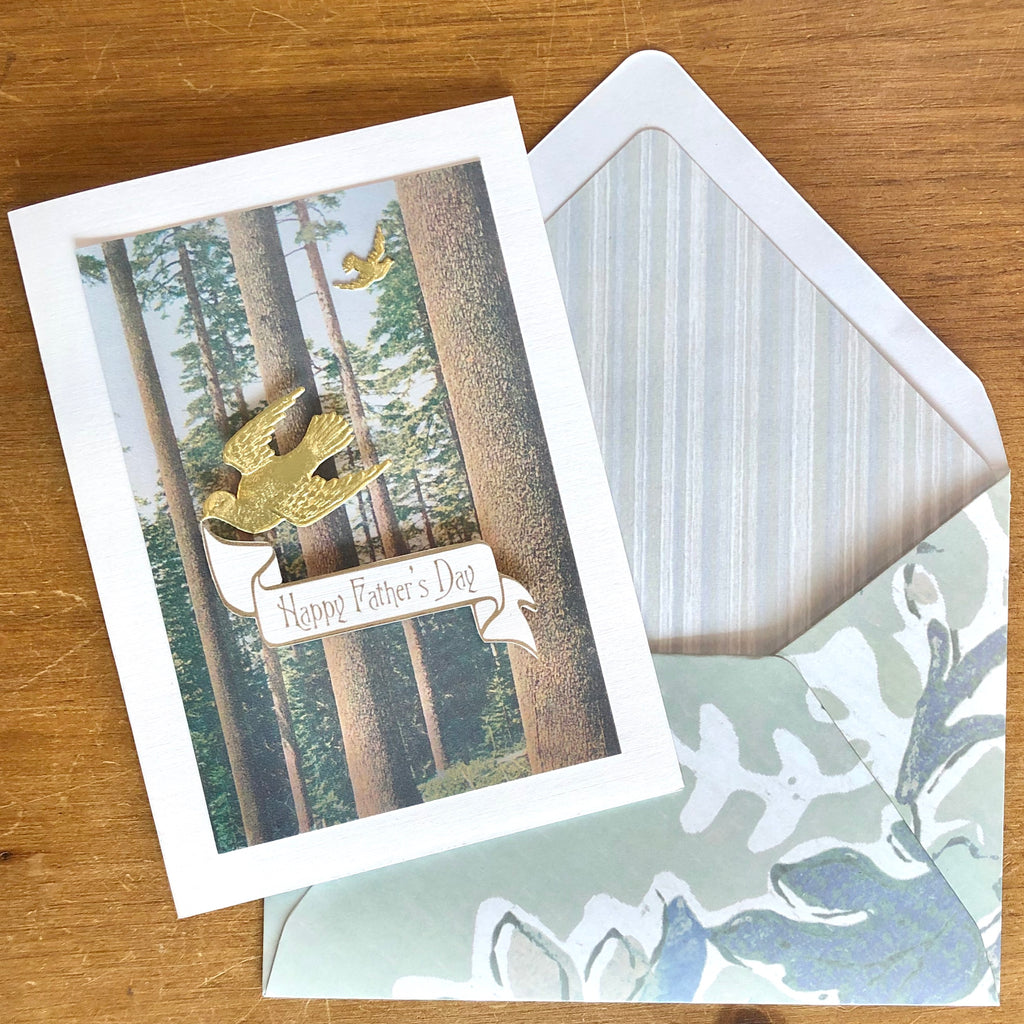 Doves in Nature - Greeting Card Kits