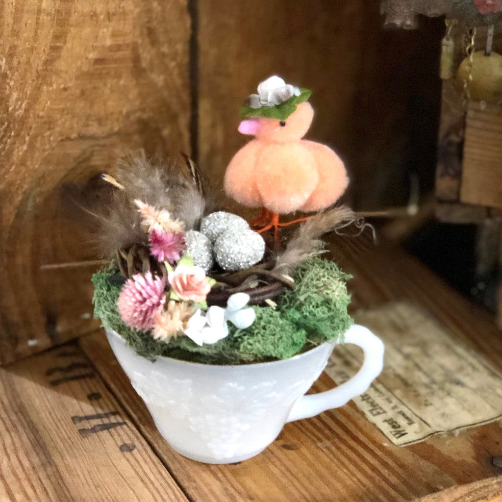 Spring Teacup Nest Kit