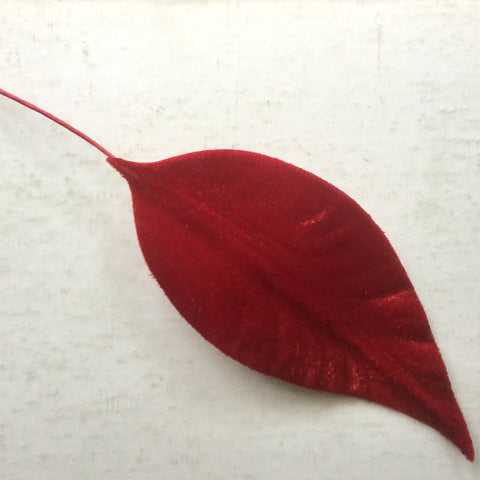 Large Single Velvet Leaf