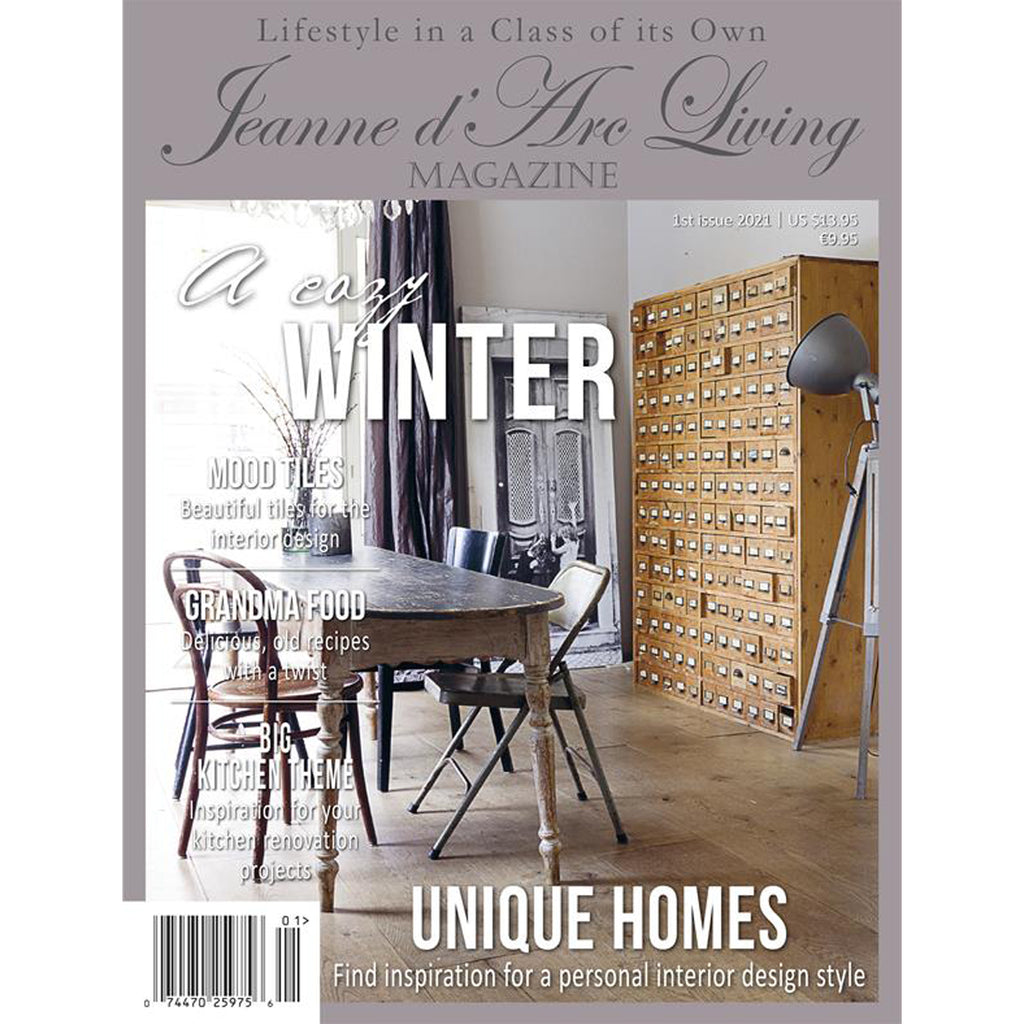 Jeanne d'Arc Living -  Issue #1, 2021
