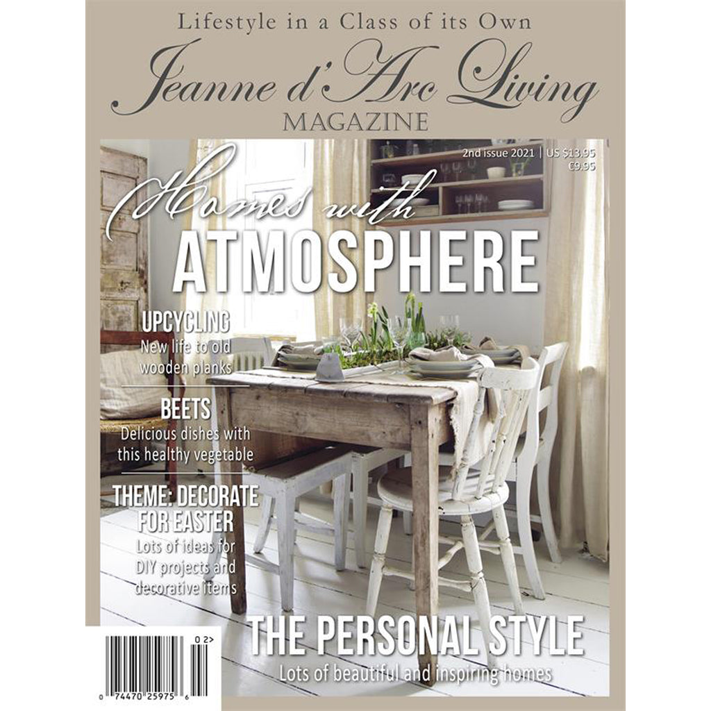 Jeanne d'Arc Living -  Issue #2, 2021