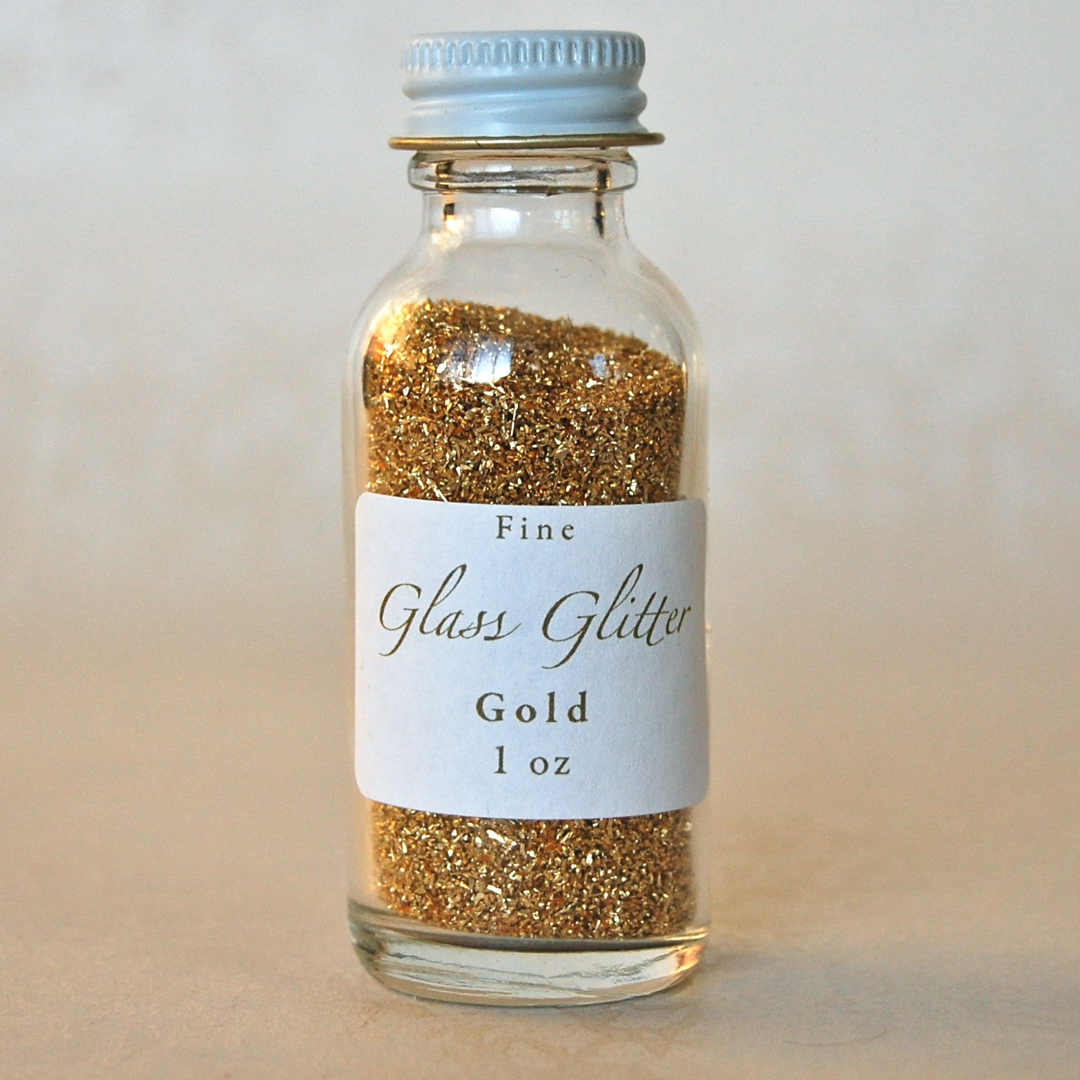 Gold-Glass-Glitter-Bottle