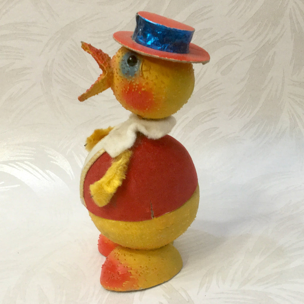 Vintage German Duck Candy Box