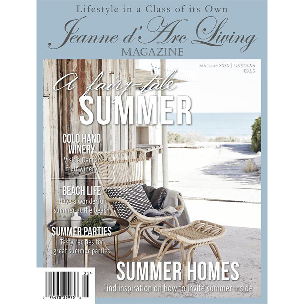 Jeanne d'Arc Living -  Issue #5, 2020
