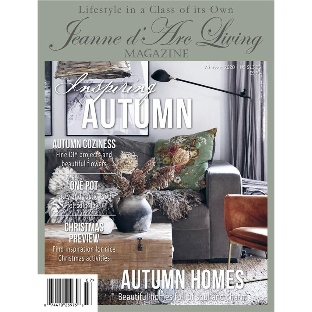 Jeanne d'Arc Living -  Issue #7, 2020