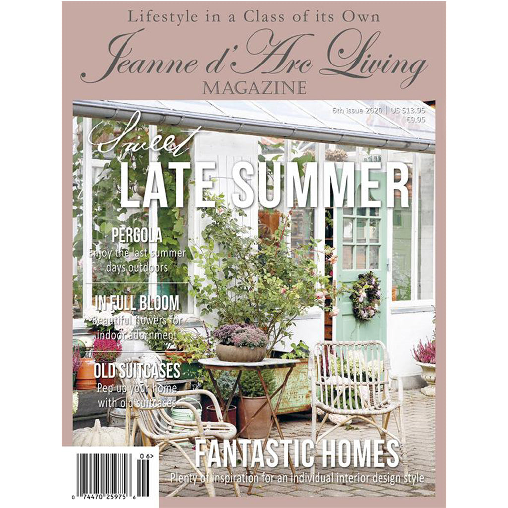 Jeanne d'Arc Living -  Issue #6, 2020
