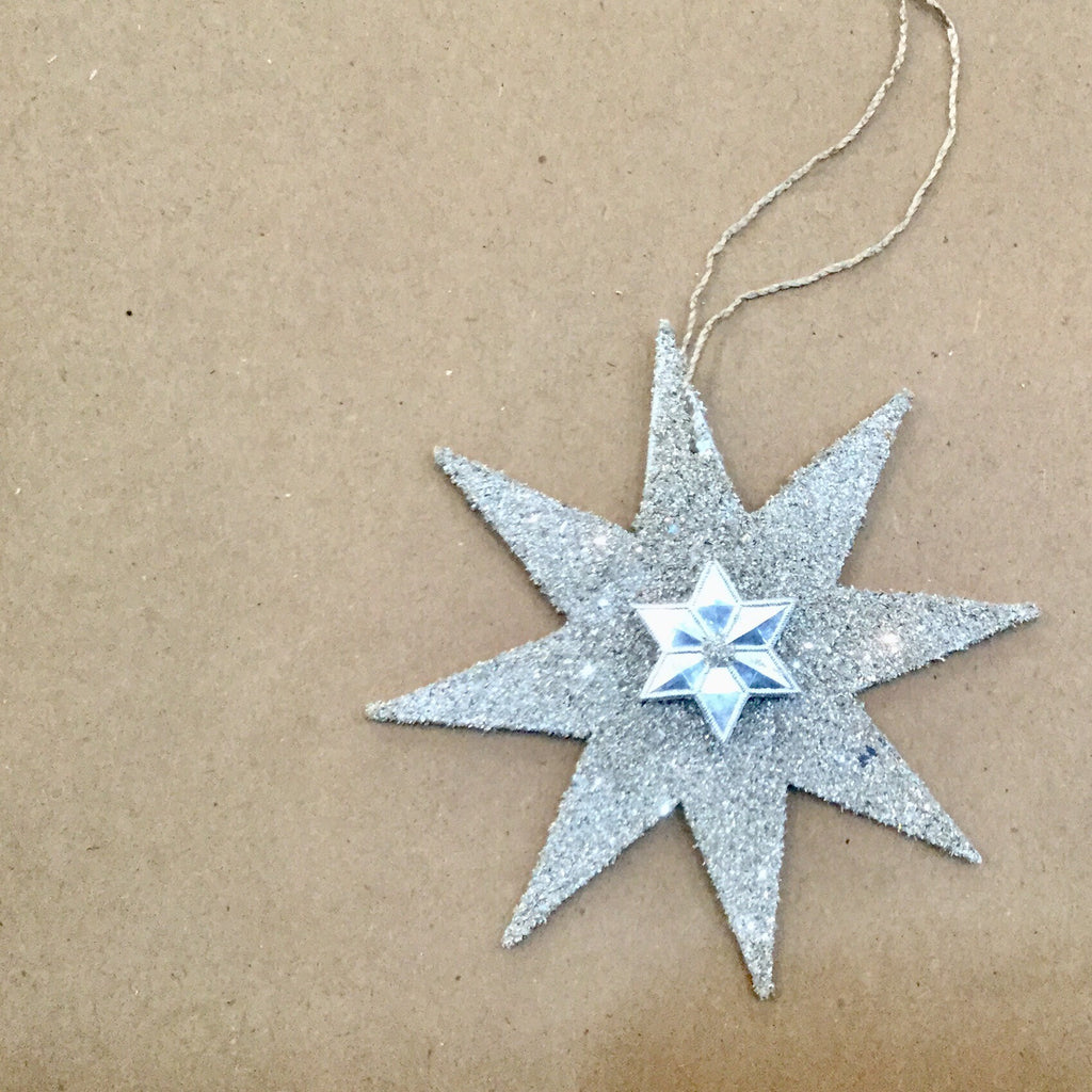 Sparkle Star Ornament Kit