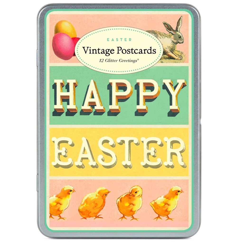 Easter Vintage Postcards Set
