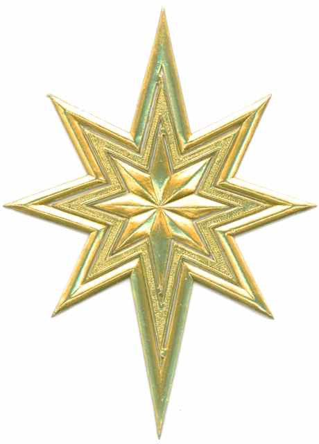 Gold_Dresden_Folding_Star