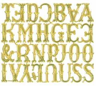 Gold_Dresden_Letters