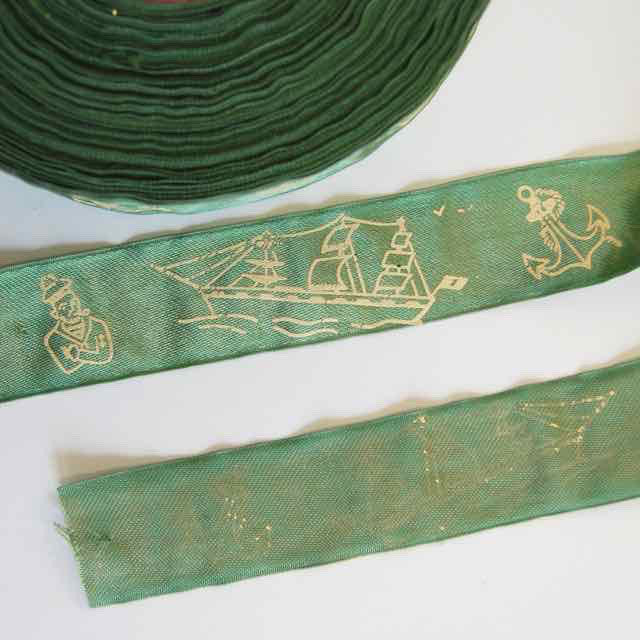 Green-Shipyard-Vintage-Satin-Ribbon