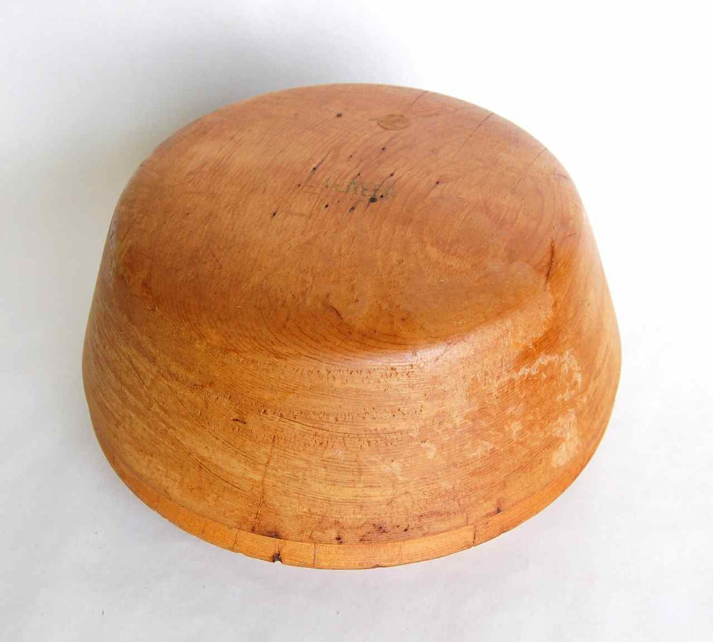 Deep Brim Hat Block