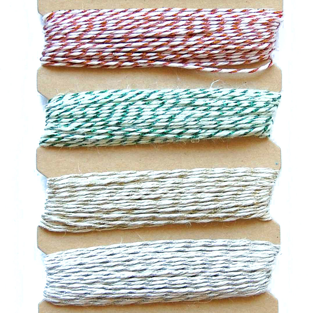 Bakers String Twine Assortments