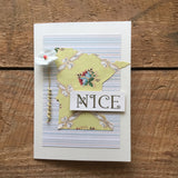 Hand Made, State of the Union Greeting Cards