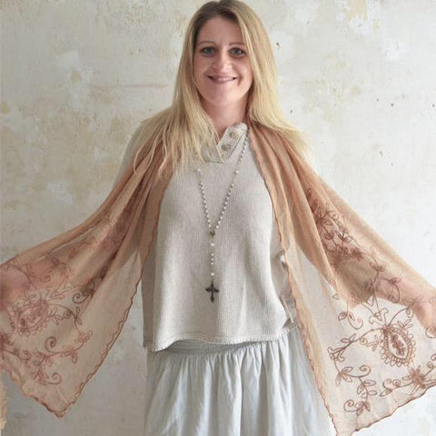 Dreamy Senses Scarf, Jeanne d'Arc