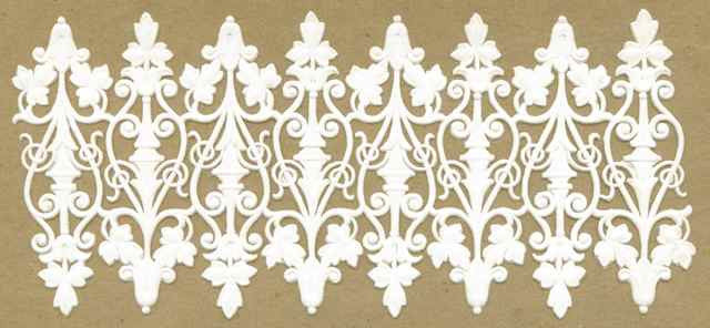 Iridescent_White_Dresden_Decoration