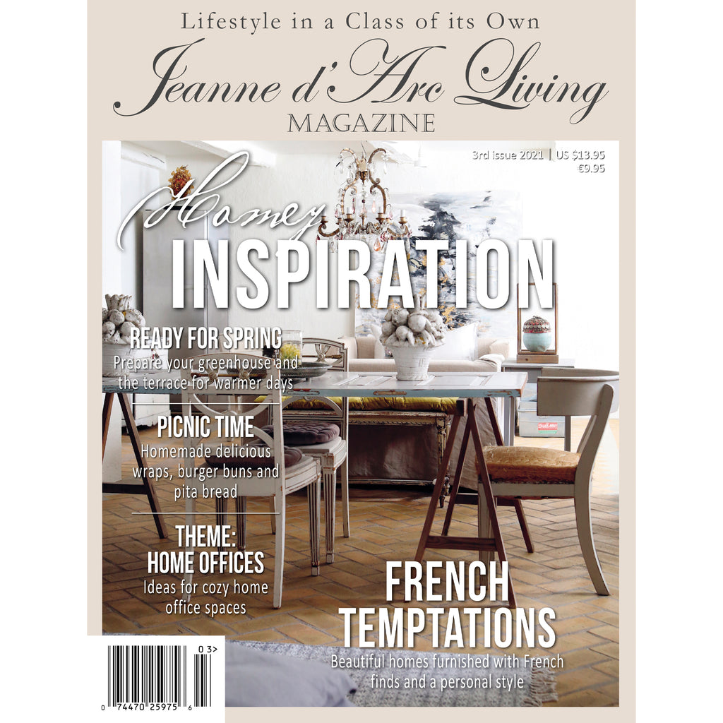 Jeanne d'Arc Living -  Issue #3, 2021