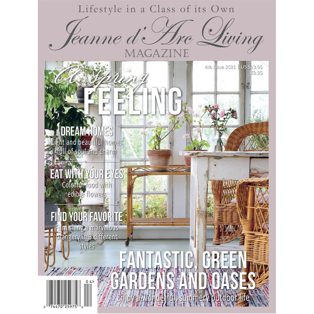 Jeanne d'Arc Living -  Issue #4, 2021