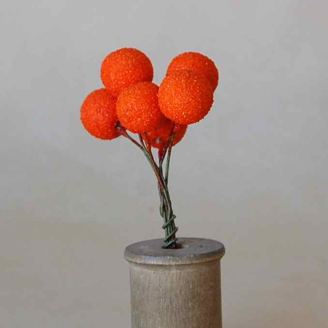 Orange_Spun_Cotton_Fruit
