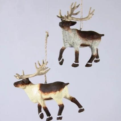 Wapiti Moose Ornament