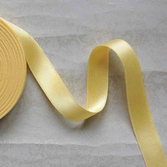 Silk-Satin-.5-Yellow