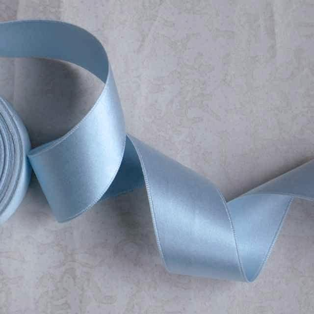 "Silk-Satin-1""-Sky-Blue"