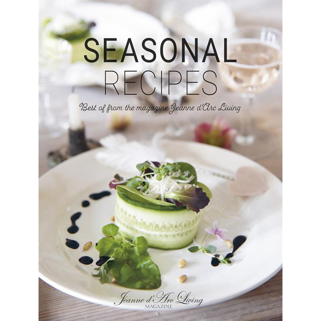 Seasonal Recipies - Special Edition by Jeanne d'Arc Living