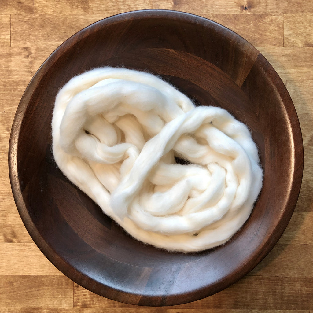 Acala Cotton Sliver Roving, Organic