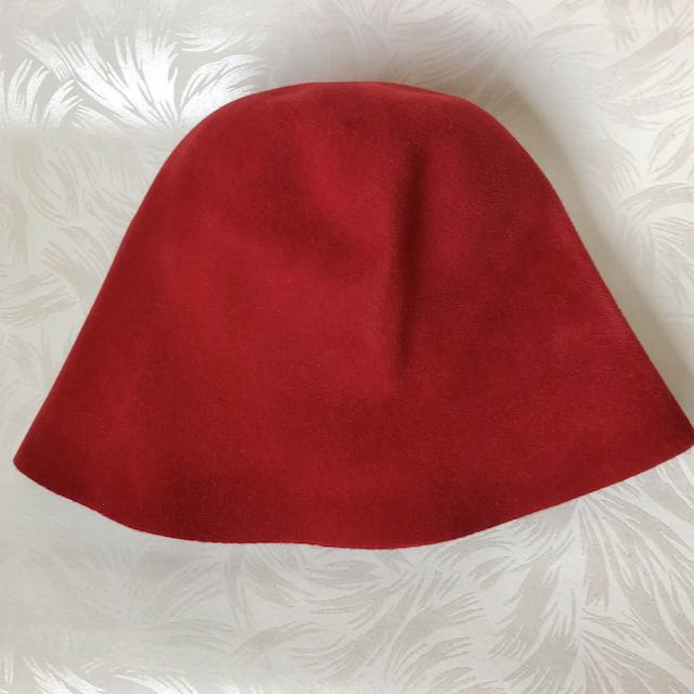 Velour Fur Felt Hood (Crown)