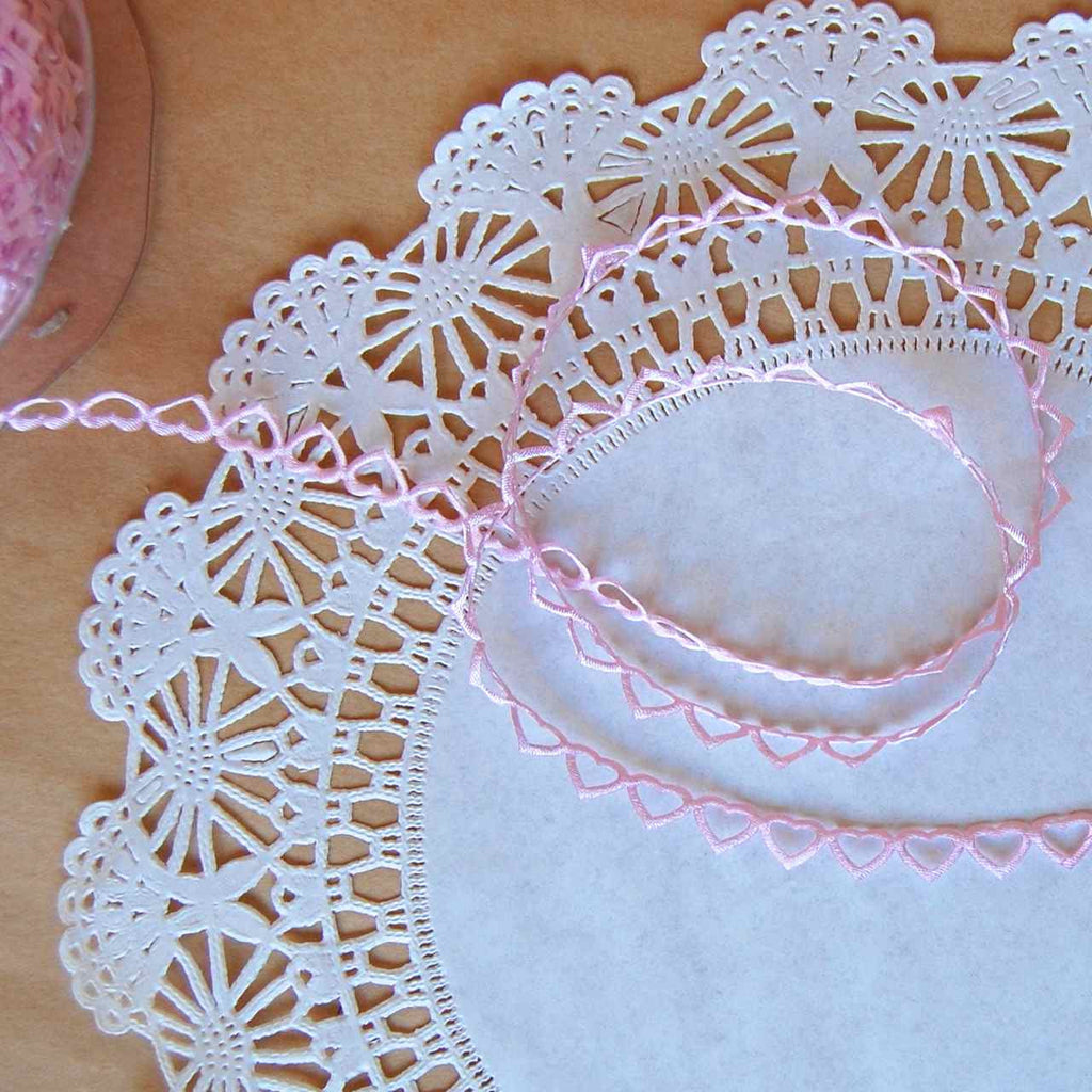 Heart Cut-Outs Trim