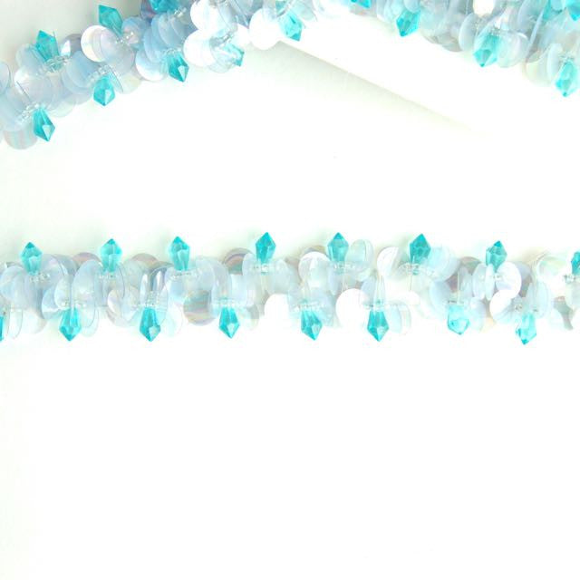 Sequin Costume Trim - Vintage