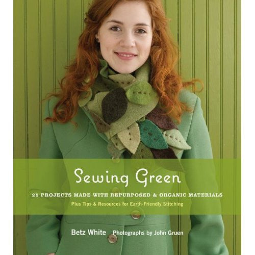 Sewing Green - Betz White