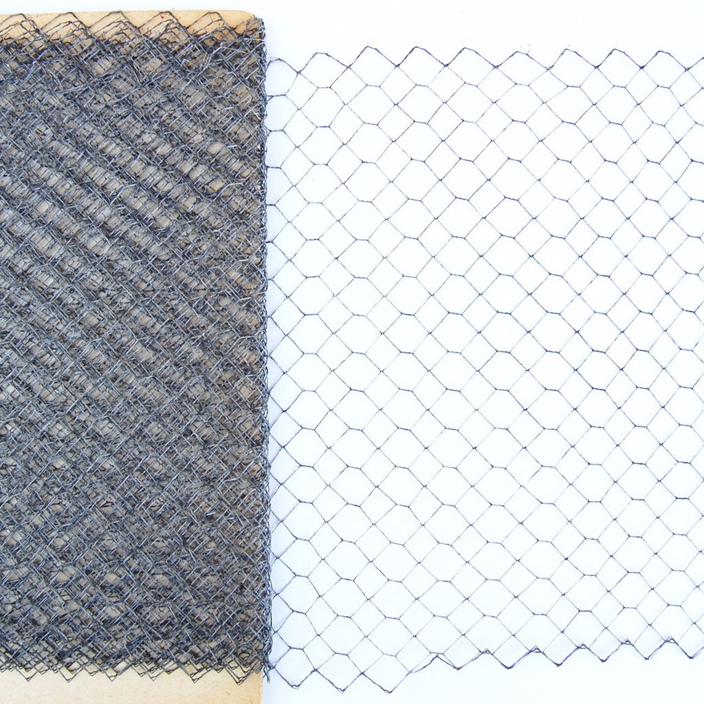 Octagon Medium Vintage Veiling, Birdcage Netting