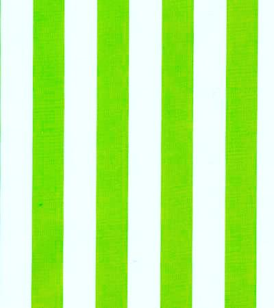 Big Stripes in Green