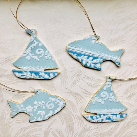 By the Sea Ornament Kit