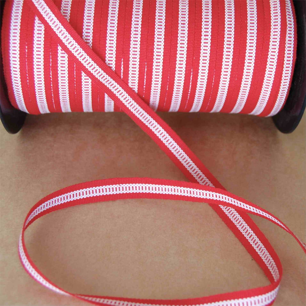 Red-White-Swedish-Cotton-Ribbon-Trim