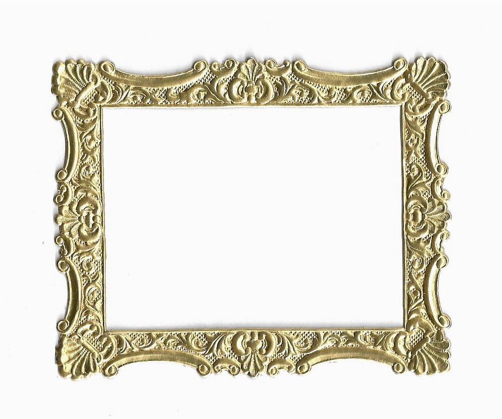 Ornate Frame, Dresden Trim