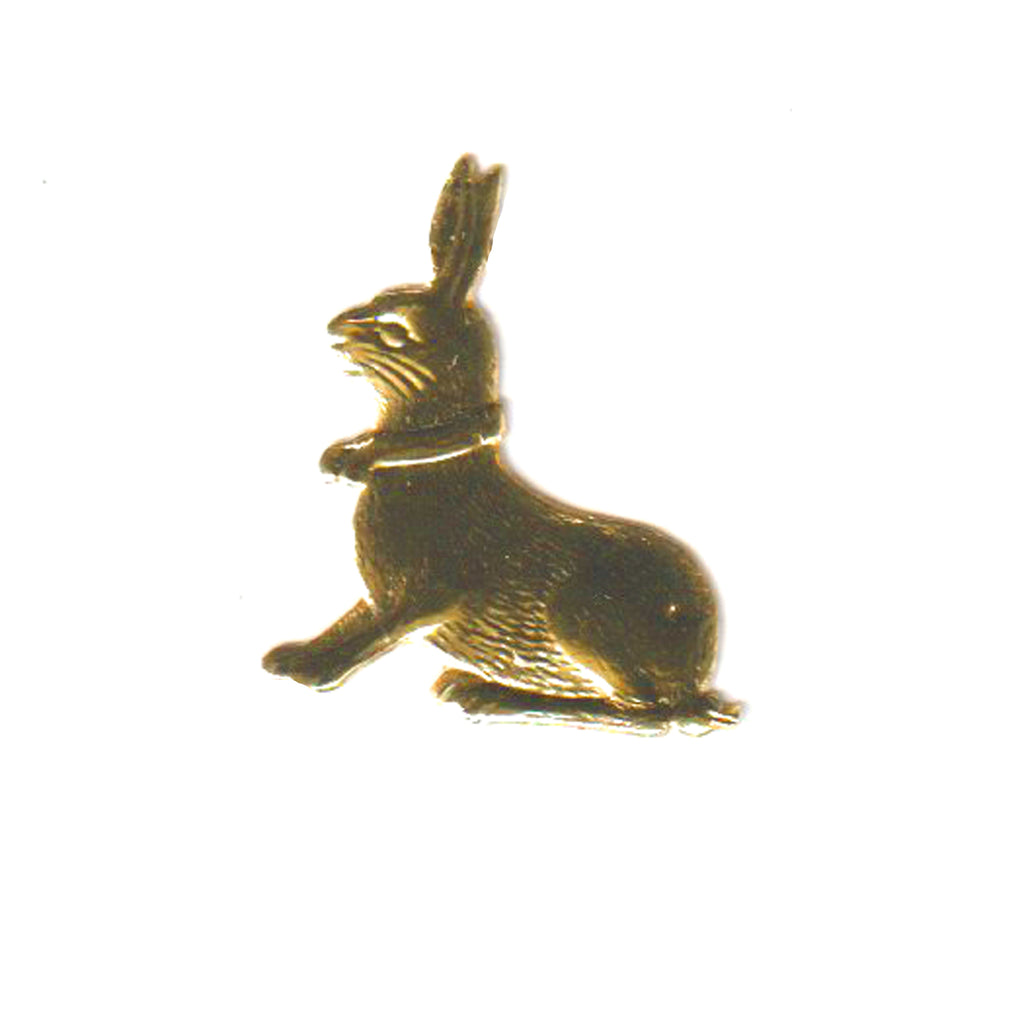 Little Sitting Rabbit, Dresden Trim