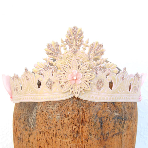 Simple Perfection Tiara
