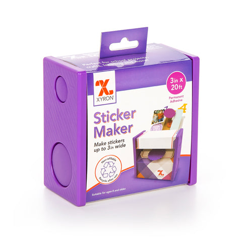 "Xyron 3"" Sticker Maker"