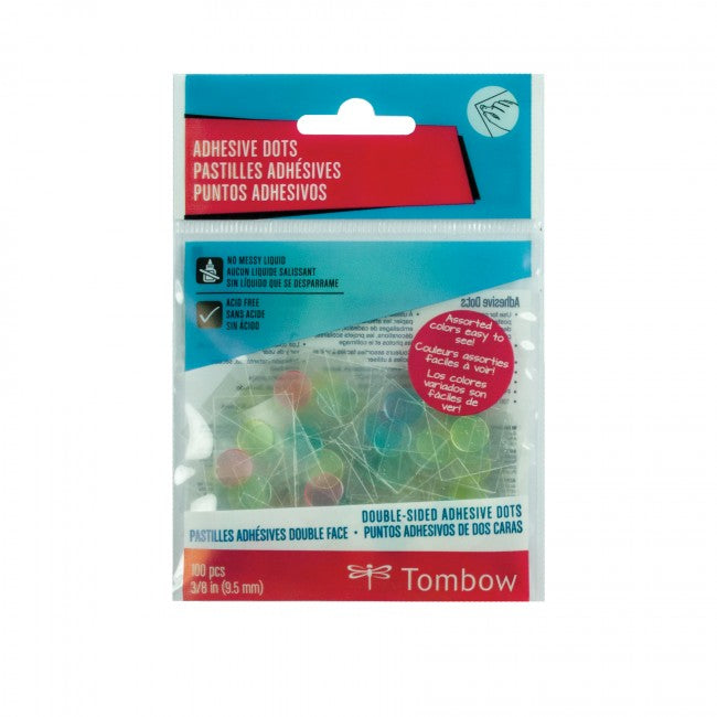Tombow Permanent Adhesive Dots
