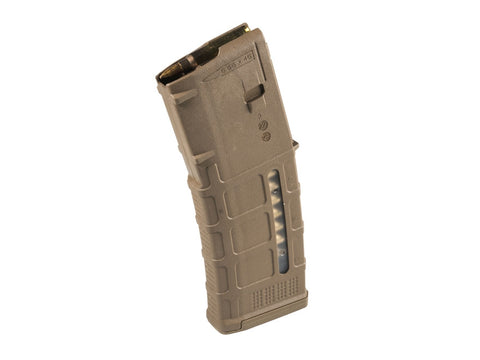 MCT PMAG Medium Coyote Tan MAGPUL GEN M3 30 Round .223 / 5.56 AR-15 Magazine Window
