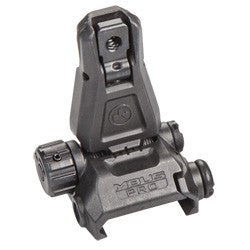 MBUS Pro Back-Up Sight – Rear