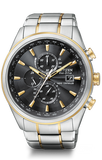 WORLD CHRONOGRAPH A-T AT8014-57E