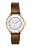 Citizen L Circle of Time EM0383-08D